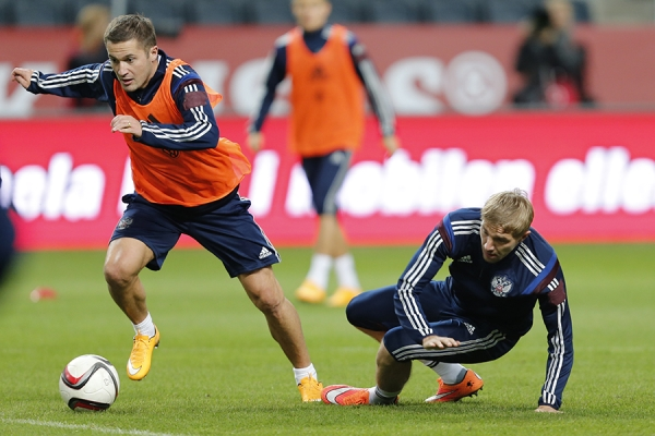 Russian International Football Team will play against Sweden in Euro 2016 Qualifying Match