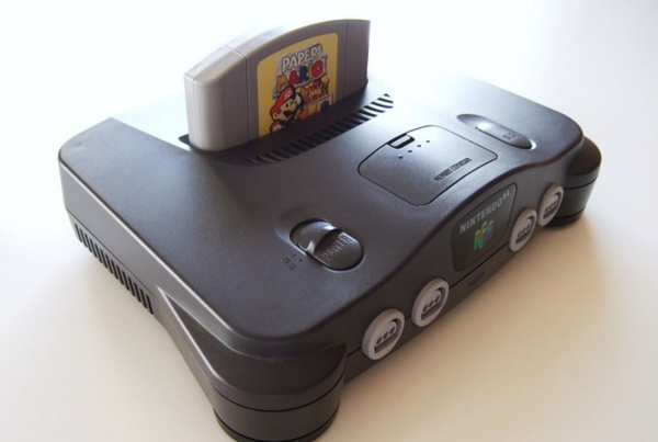 Linux ported to ancient Nintendo 64