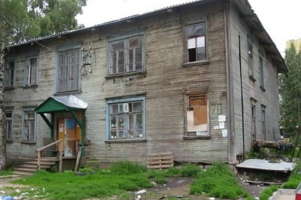 280 thousand square meters of old housing will be demolished in Nizhny Novgorod region, Russia