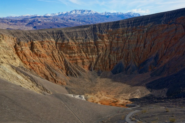 Probable World highest temperature record set in Death Valley, CA
