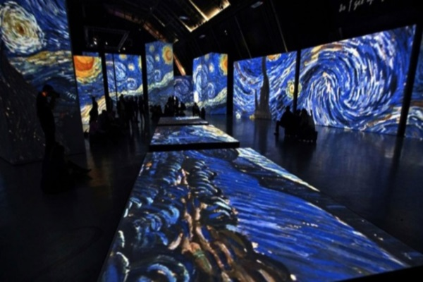 """Van Gogh. Alive Paintings"" multimedia exhibition will be brought to Nizhny Novgorod, Russia"