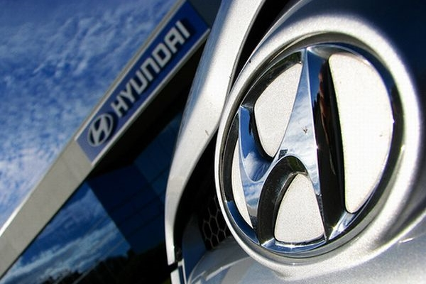 Production of Hyundai autos has been stopped in St-Petersburg, Russia