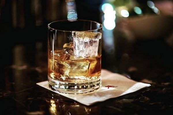 In Scotland, it is forbidden to drink cheap whiskey