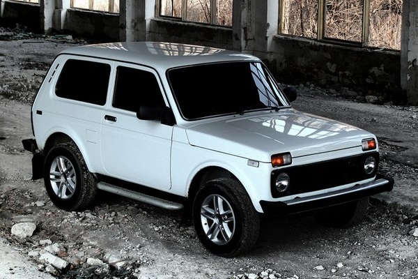 New Russian SUV Lada 4x4 will get heated seats