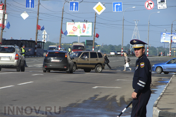 Traffic Police Inspections are waiting for citizens of Nizhny Novgorod, Russia