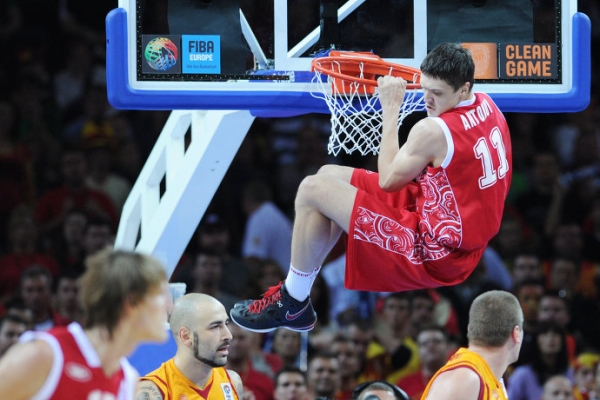 "Two players from ""Nizhny Novgorod"" were include in national Russian basketball team"