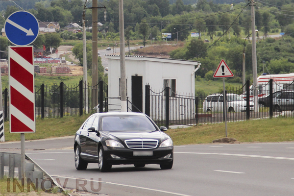 Russia: Mercedes driver initiated an accident: two people died