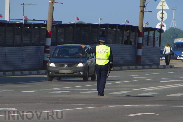 Traffic Police Department informs drivers about regular checks in Nizhny Novgorod region, Russia