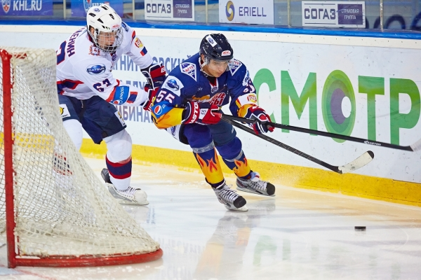 Chaika Nizhny Novgorod snatched victory from Steel Foxes Magnitogorsk