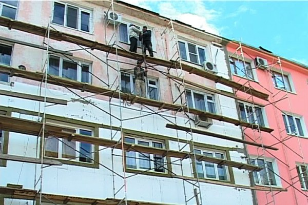 Block of flats overhaul plan for 2014-2016 is ready, Nizhny Novgorod, Russia