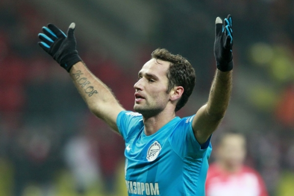 Roman Shyrokov will continue his career in Spartak Moscow, Russia