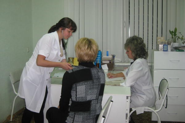 Social program of medical examination is launched in Nizhny Novgorod region, Russia