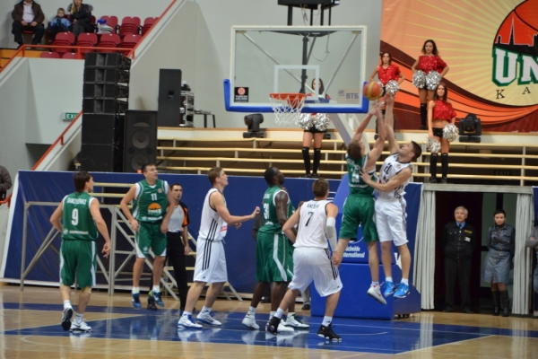 "Basketball clubs ""Nizhny Novgorod"", CSKA and UNICS can be deprived of participation in the Euroleague"