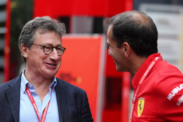 Louis Camilleri steps down from Ferrari and Philip Morris, the reasons are unknown