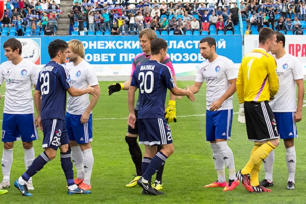 """Volga"" lost in a match against ""Fakel"" in Russian Cup"