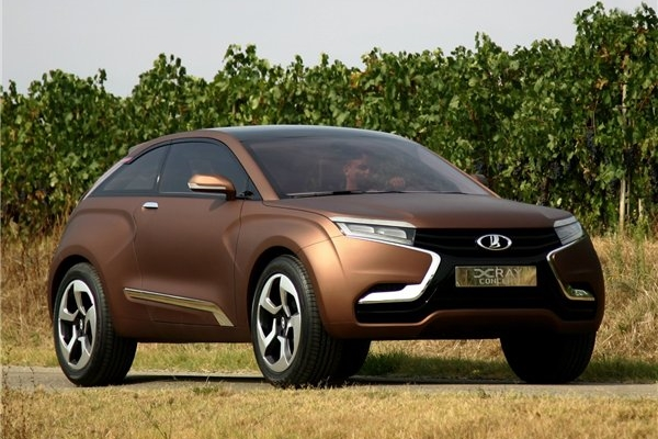 """AvtoVaz"" will start production of Lada Xray Cross and Lada Xray in autumn"